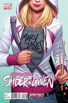 Radioactive Spider-Gwen (2015) Issue #6