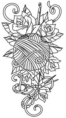 2665 Best Printable grayscale coloring pages images in