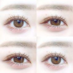 From makeup beginners to those who want to go one step further. Korean Makeup Look, Asian Eye Makeup, Makeup Eyes, Ulzzang Makeup Tutorial, Asian Makeup Tutorials, Make Up Inspiration, Japanese Makeup, Cute Makeup, Aesthetic Makeup