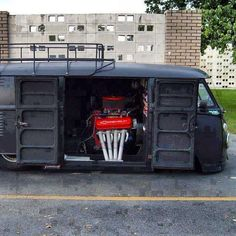 Vw sleeper bus