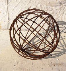 Metal Garden Yard Art Balls Spheres | Metal Artu0026 Such | Pinterest |  Gardens, Yard Art And Yards