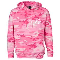 Jake Paul Camo Hoodie ($45) ❤ liked on Polyvore featuring tops, hoodies, jake paul, pink camouflage hoodie, pink hoodies, pink hooded sweatshirt, sweatshirt hoodies and camo hoodie