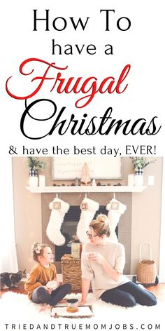 We have some tricks and tips you may have never considered before on how to have a very merry FRUGAL Christmas! Check it out Real Christmas Tree, Christmas On A Budget, Cheap Christmas, Christmas Holidays, Christmas Ideas, Holiday Party Games, Party Hacks, Frugal Living Tips, Inexpensive Gift