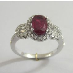 gold ruby rings uk - Google Search