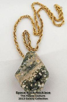 Space Rock Necklace