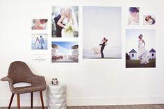 Studio Wallpaper: Size Sample Wall - Design Aglow - 1