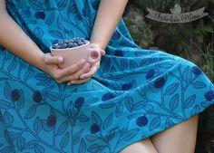 Blåbär Cmig Blueberries, Organic Cotton, Knitting, Design, Fashion, Colors, Blueberry, Moda, Tricot