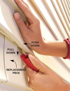 How to Replace Vinyl Siding (DIY)   Family Handyman Vinyl Siding Repair, Vinyl Siding Installation, Roofing Nails, Barn House Kits, Roof Flashing, Gym Room At Home, Diy Home Repair, Home Repairs