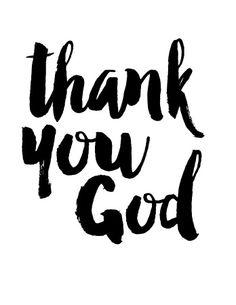 Obrigado Deus ♡