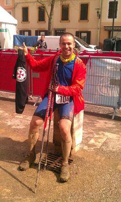 Corredores de montaña: Pablo Criado 5º en meta del Trail Citadelles 2013
