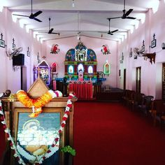 #small but #beautifull #church in #kerala #india ... #near #angamaly