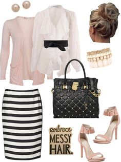 """Messy hair...."" by quesarasara ❤ liked on Polyvore"