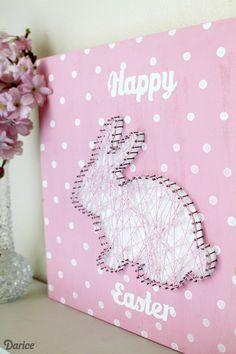 Easter-bunny-DIY-string-art-Darice-1