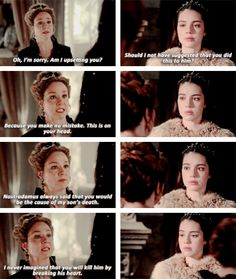 Reign _ Catherine and Mary Reign Catherine, Reign Mary, Mary Queen Of Scots, Queen Mary, The Cw Tv Shows, Great Tv Shows, Movies And Tv Shows, Isabel Tudor, Reign Over Me
