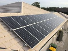 5KW Solar System that we have installed from Brisbane to Redlands and the Bayside and down to the Gold Coast #solarpower #solarenergy #5kw #solarpanels