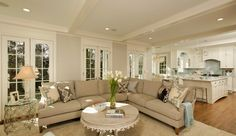 "Benjamin Moore ""Gray Owl"", like this color of the couch, just need it much deeper tone...."