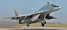 Kampfjets die Sie bei MiGFlug selber fliegen können: MiGFlug.com