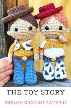Crochet Disney, Disney Crochet Patterns, Crochet Animal Patterns, Crochet Patterns Amigurumi, Doll Patterns, Crochet Hedgehog, Crochet Deer, Crochet Bunny Pattern, Crochet Mouse