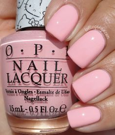 OPI — Small + Cute = ❤ (Hello Kitty Collection   January 2016)