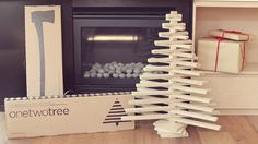 One.Two.Tree the sustainable, reusable Christmas tree. Check out the story about it here - http://vimeo.com/52437852