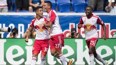 D.C. United stage two-goal rally to draw with NY Red Bulls