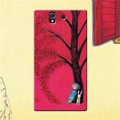 Jimmyboy Mangrove Plastic Jimmy Comic Series Hard Case For Sony Xperia Z