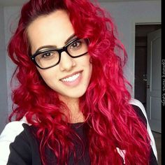@bodmonzaid  @bodmonzaid  Lovin the red hair with the glasses