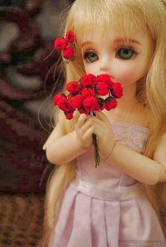 Kết quả hình ảnh cho sad doll girl cute