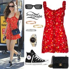Madison Beer Clothes & Outfits   Steal Her Style Madison Beer Style, Madison Beer Outfits, Cool Outfits, Summer Outfits, Casual Outfits, Celebrity Outfits, Celebrity Style, Leather Crop Top, Girl Fashion