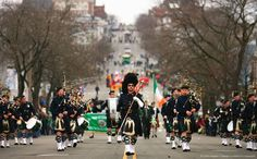 Image detail for -SOUTH BOSTON, MA - MARCH 19: The 2006 Saint Patrick's Day Parade took over the neighborhood of South Boston on Sunday, March 19, 2006.