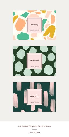 Cocoskies Playlists for Creatives on Spotify. Print Packaging, Packaging Design, Branding Design, Graphic Design Lessons, Certificate Design Template, Facebook Cover Design, Bussiness Card, Letterhead Design, Graphic Wallpaper
