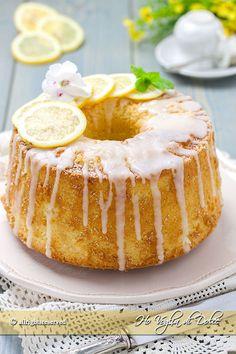 Chiffon cake al limone ricetta Ho Voglia di Dolce blog