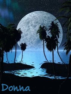 Donna - Blue Moon