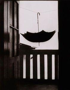 Miroslav Hak - On the Balcony, 1944