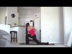 Energizing Morning Yoga Routine #GoodYogaPostures