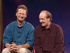 Ryan Stiles and Colin Mochrie..LOVE these guys!!! #whoselineisitanyway