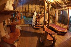#Tahiti surf style #bungalow
