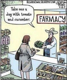 des legumes