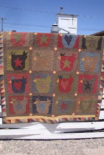 Buggy Barn Barn Chiks Chicken Quilt