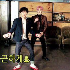 Yongguk and Zelo