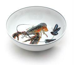 American Lobster Serving Bowl - Medium