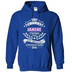 JANENE Thing T Shirt, Hoodie, Sweatshirt
