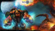 wallpaper desktop starcraft ii heart of the swarm, 237 kB - Wade Blare
