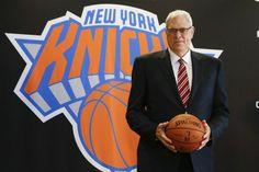 Phil Jackson : Manager New York Knicks