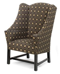 Miller's Creek Wing Chair ...I likey