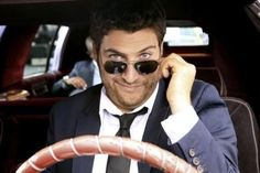 Max Blum - Happy Endings List Of Characters, Character Development, Happy Endings, Let Them Talk, Favorite Tv Shows, Mens Sunglasses, The Incredibles, Actors, My Love