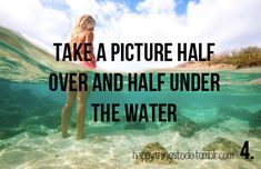 note to sell: buy a disposable underwater camera for summer!