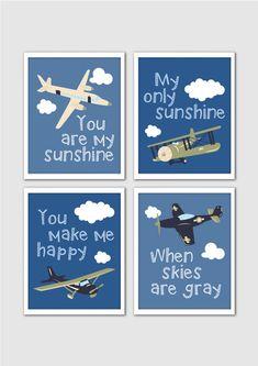 Airplane Nursery Art Explorer Nursery Art for Airplane Baby Boy Room Decor, Nursery Wall Decor, Nursery Prints, Nursery Art, Nursery Ideas, Room Ideas, Aviation Nursery, Aviation Decor, Airplane Wall Art