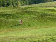 karlis:  Maya Lin - Wavefield at Storm King