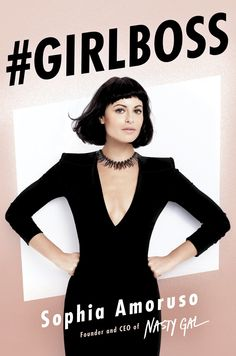 We love the outfit entrpreneur Sophia Amoruso is wearing on the cover of her book #Girlboss, which came out earlier this year.